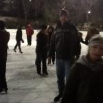 Joel can skate!